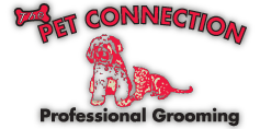 Pet Connection Professional Grooming Logo